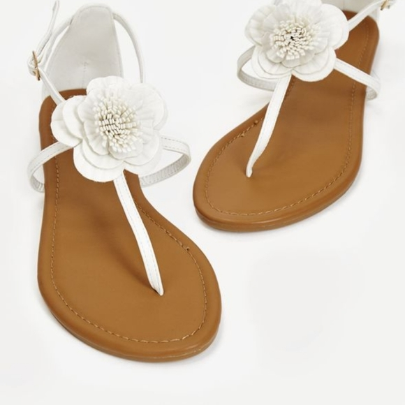 Women sandals by JusFab style Alora size 6.5